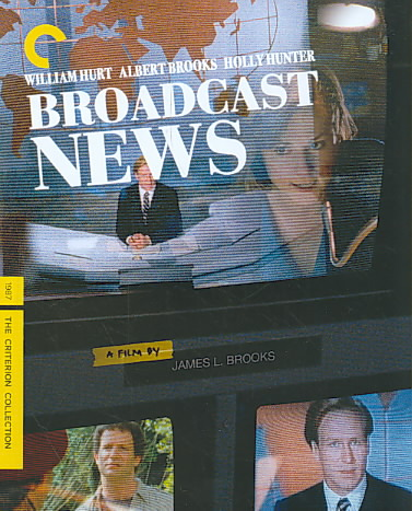 BROADCAST NEWS BY HURT,WILLIAM (Blu-Ray)