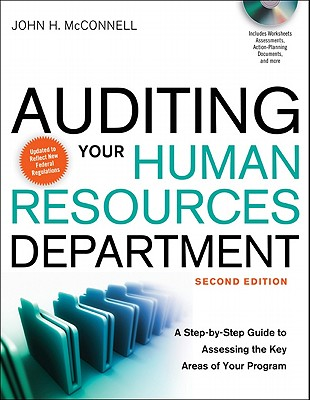 Auditing Your Human Resources Department By McConnell, John H.
